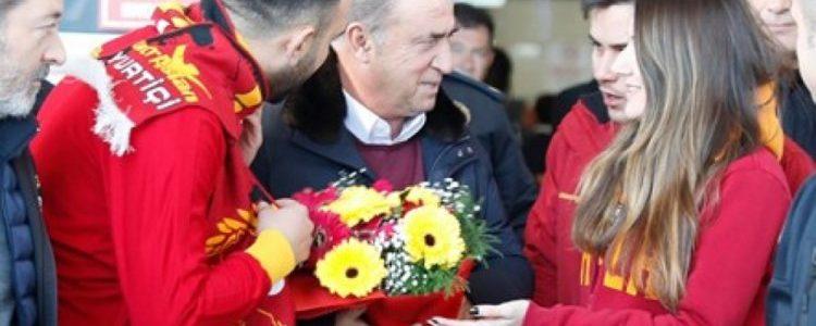 Galatasaray kamp için