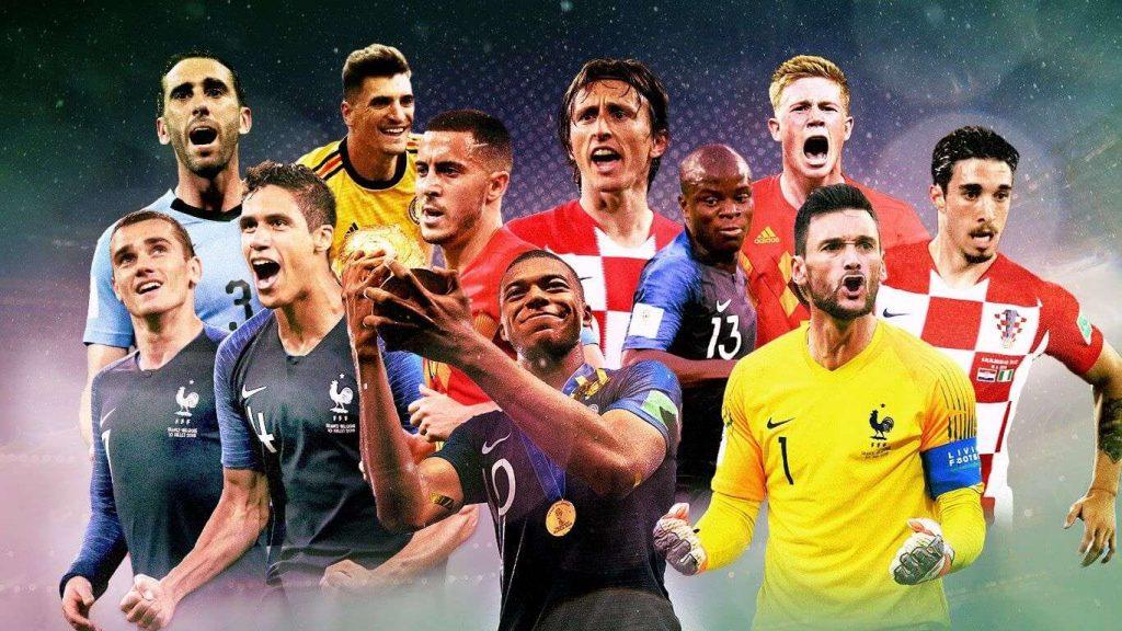 2022 Dünya Kupası'na Sayılı Saatler Kaldı
